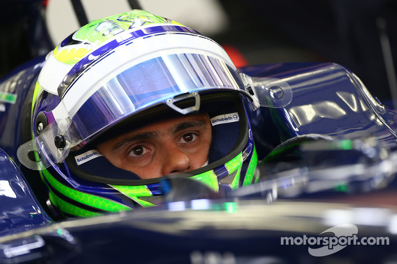 Massa hid Williams talks from manager