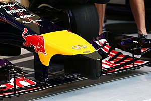 Formula 1 Rumor Red Bull to lose title sponsor Infiniti - report