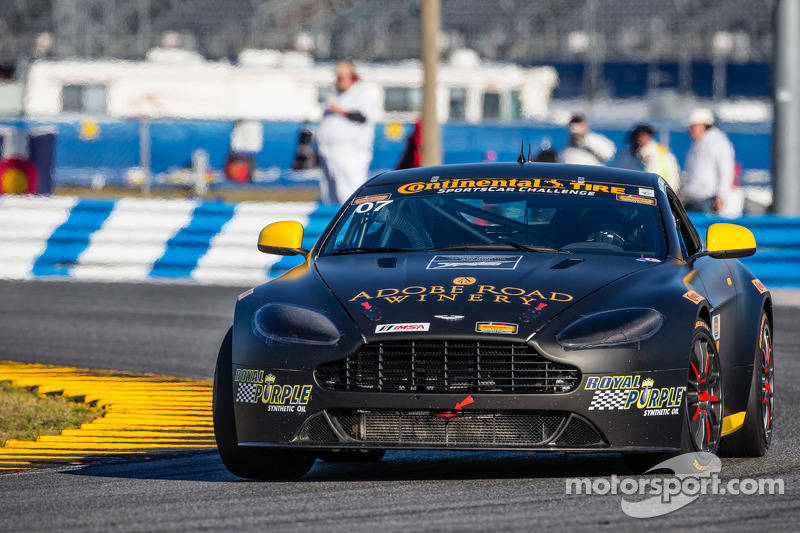 TRG-AMR to field four Aston Martin Vantages in Pirelli World Challenge