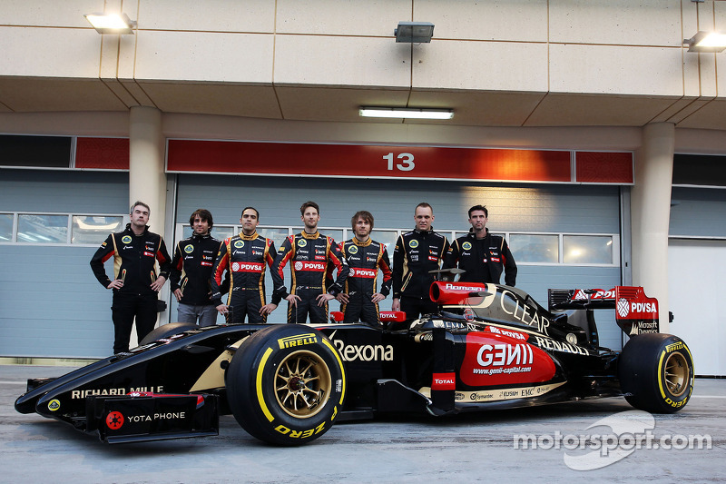 New team CEO Matthew Carter talk through the challenges Lotus faced