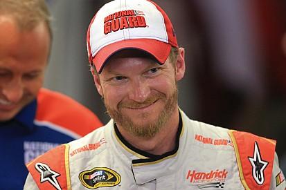 Dale Earnhardt Jr. discussed past success at Daytona