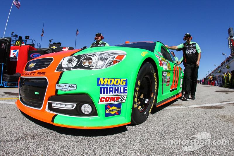 Patrick will start 27th in 56th Daytona 500