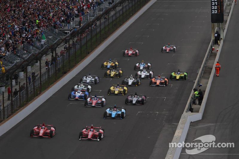 IndyCar Series confirms 2014 Leader Circle entrants