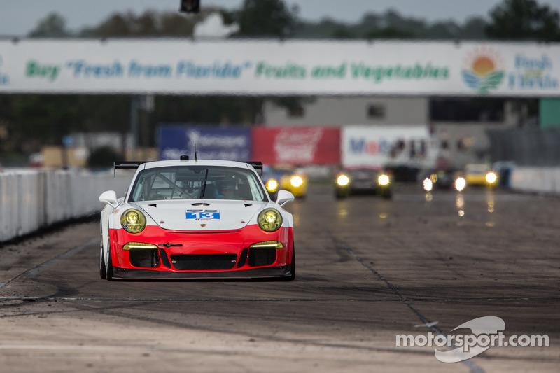 Rum Bum Racing up to speed in Sebring testing