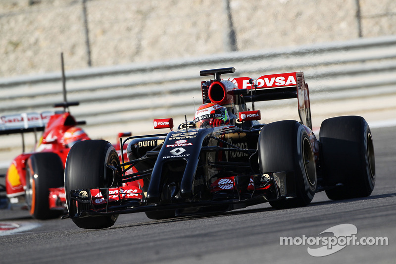 Lotus: Move in the right direction – Bahrain Test Day 4