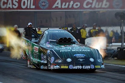 Force, Kalitta and McGaha secure No. 1 qualifiers in Phoenix
