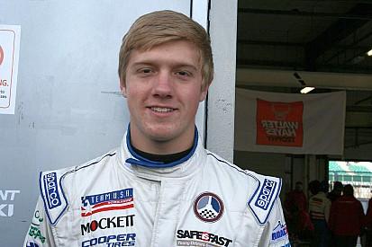 Rising Star Racing driver Spencer Pigot makes race winning start to Winterfest
