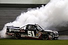 Kyle Busch nips Timothy Peters for Truck Series win at Daytona