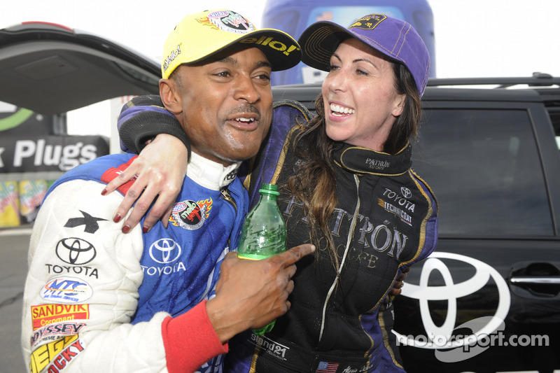 DeJoria, Brown and Johnson race to victories in Phoenix