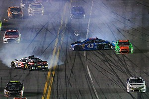 NASCAR Cup Race report Almirola accident quote