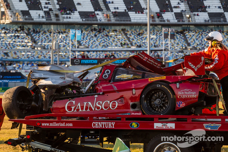 Bob Stallings Racing suspends operations for remaining 2014 IMSA events