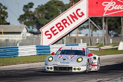 Porsche sweeps GTLM, GTD testing at Sebring
