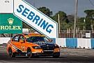 Ford, BMW pace CTSCC testing at Sebring