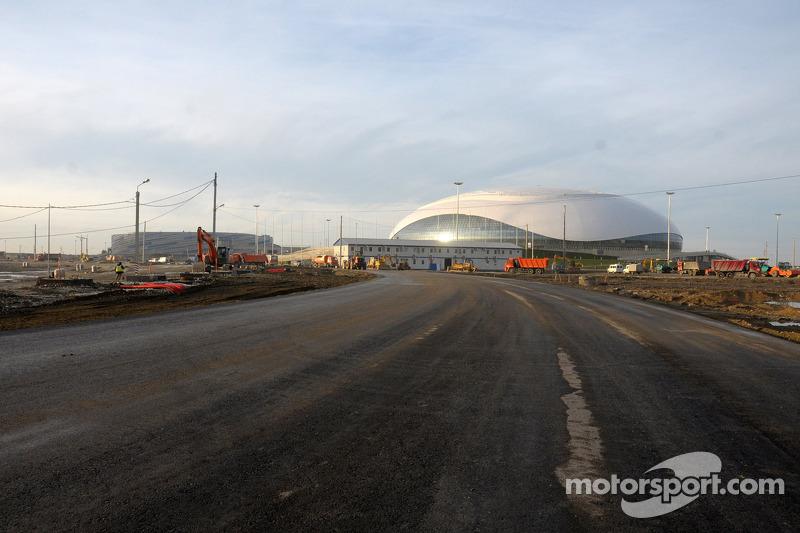 Tilke says Sochi 'on schedule' for F1 debut