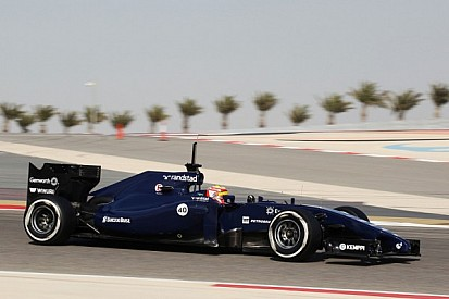 Williams' Nasr the 'real third driver' - manager