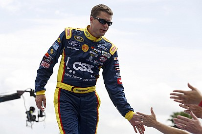 Phoenix will test Ragan and the Front Row Motorsports Ford