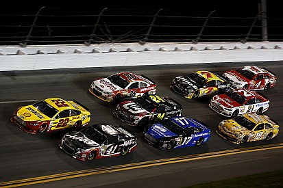 Trouble finds Busch in Daytona 500