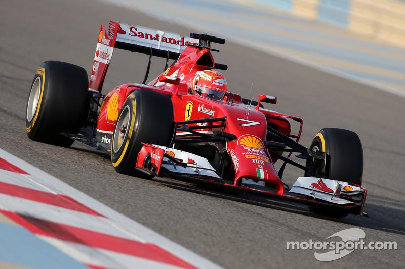 "Kimi Raikkonen: ""All I'm missing is a race simulation"""