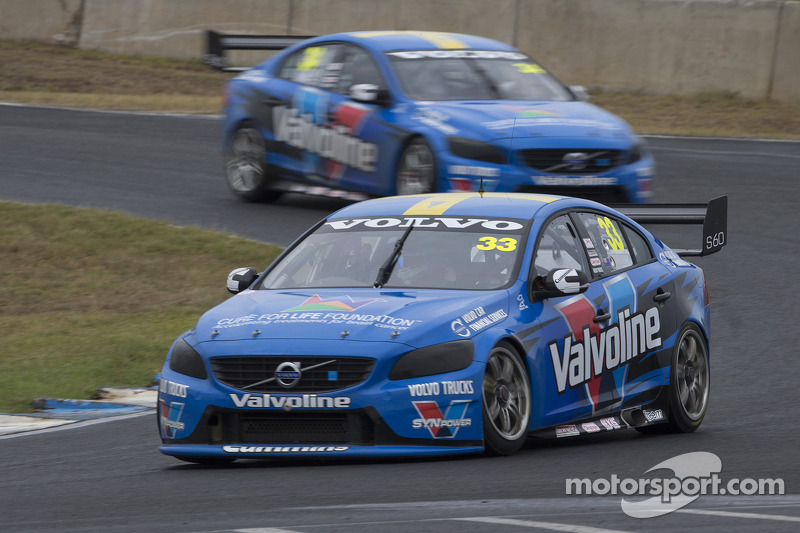 Volvo joins the party at Adelaide blockbuster