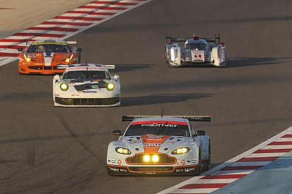 Young Driver AMR starts into second FIA WEC season