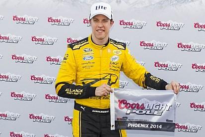 Brad Keselowski takes first Cup pole under new qualifying procedure