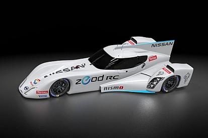 GT Academy winner Reip joins Ordonez in Nissan ZEOD RC driver line up
