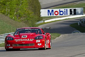 Trans-Am Race report Strong 3rd place finish for Ruman at Sebring