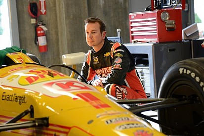 "Indy 500 entry a ""dream come true"" for Kurt Busch"