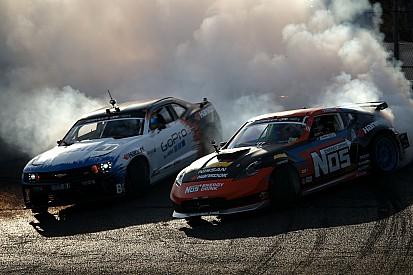 Formula Drift announces tire partners