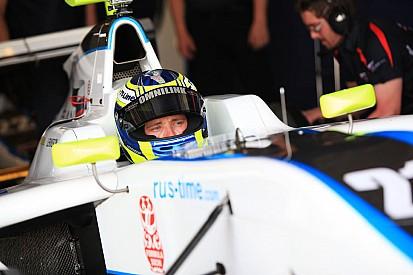 Jimmy Eriksson in GP3 Series team swap