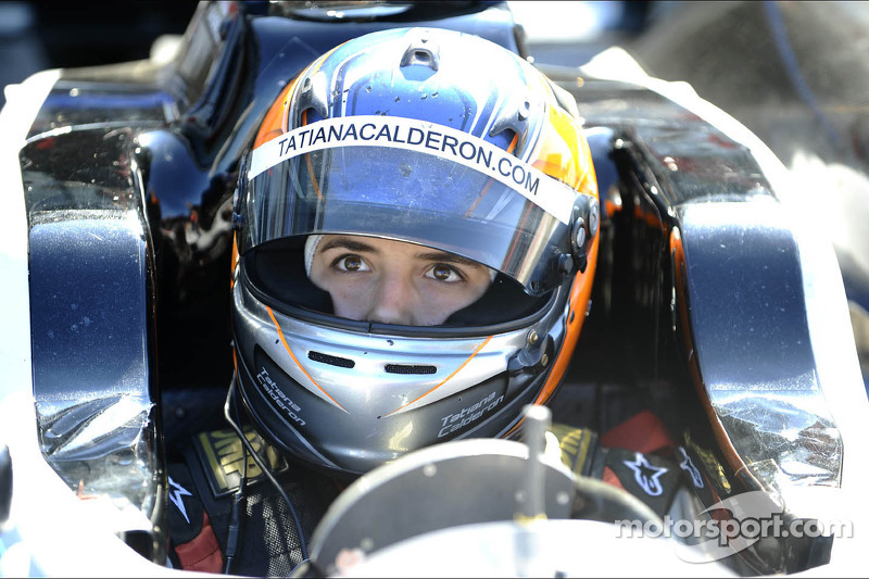Colombia time for Signature F3 - Tatiana Calderon join team