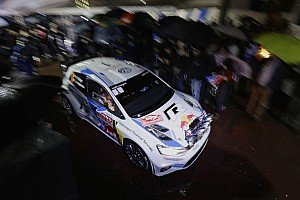 WRC Stage report Sébastien Ogier claims first stage of Rally Mexico
