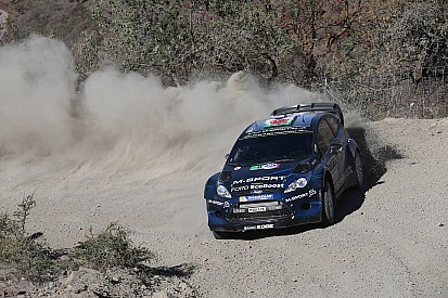 Evans powers to 4th on Mexican debut