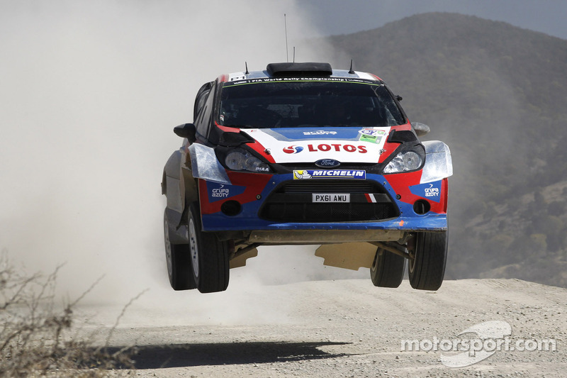 A day of highs and lows for Kubica in Mexico