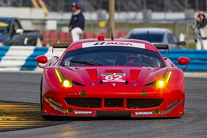 Gianmaria Bruni joins Risi for team's return to action at Sebring