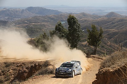 Evans on course for career best in Mexico