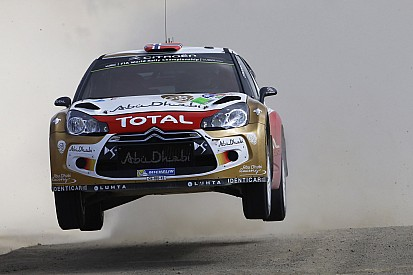 More experience for the Citroën crews at Mexico