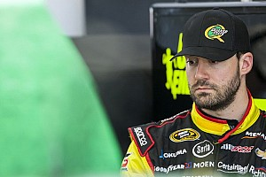 NASCAR Cup Breaking news Paul Menard turns his thoughts toward home