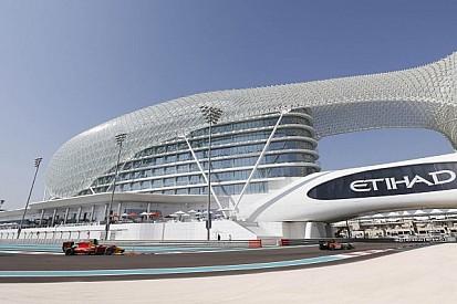 GP2 Series back in action at Yas Marina