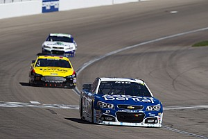 NASCAR Cup Race report Patrick Finishes 21st at Las Vegas