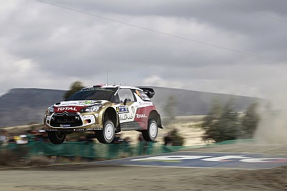 Points for Mads Østberg and Citroën at Rally Mexico