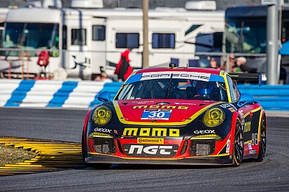 MOMO NGT Motorsport looks for triple podium fnish at home track