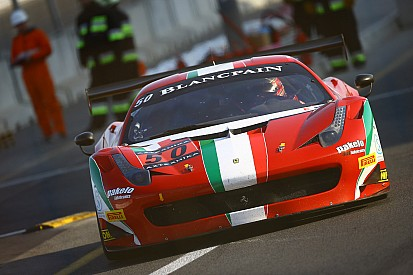 Another new Ferrari team to World Challenge series