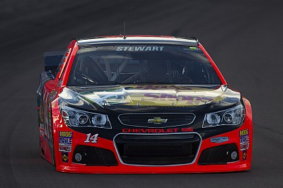 Tony Stewart at Bristol: When the going gets tough…