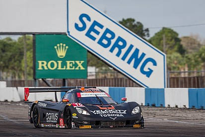 Wayne Taylor Racing camp for the first time ever to historic Sebring