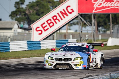 BMW Team RLL gets all done for Sebring