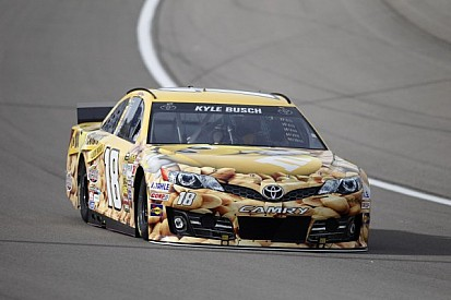 Kyle Busch on his way to mastering 'The World's Fastest Half-Mile'