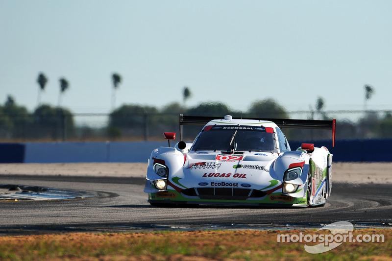 Chip Ganassi Racing/Scott Dixon fastest in Sebring