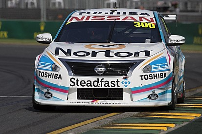 Michael Caruso leads the charge for Nissan Motorsport at Albert Park