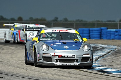 Fred Poordad takes GT3 Cup Challenge Masters Class podium finish at Sebring
